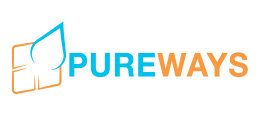 pureways window cleaning services kelowna logo