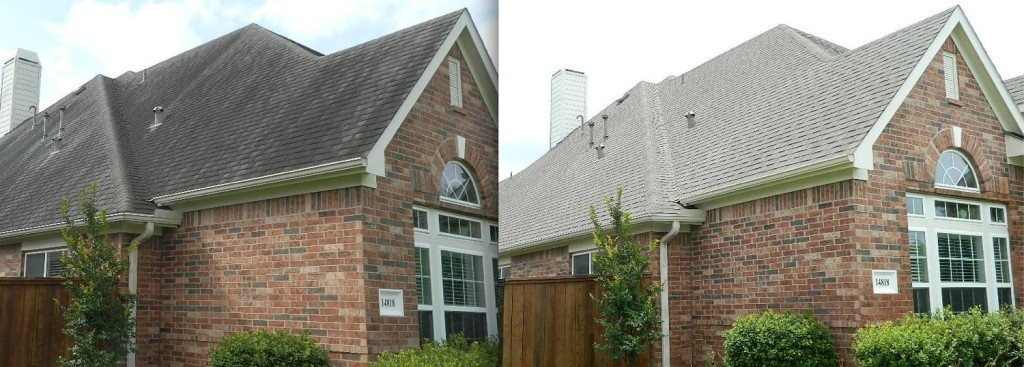 Shingle-roof-cleaning