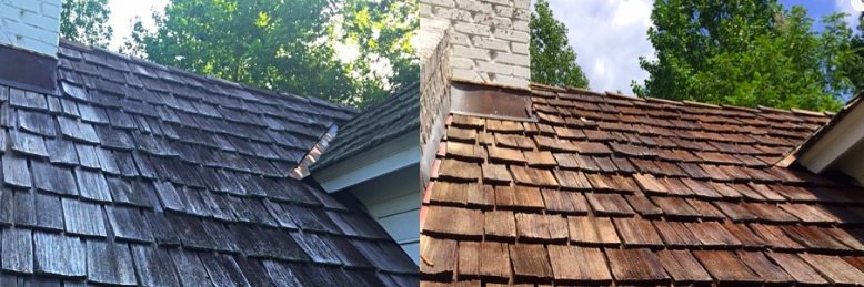 Cedar-Shake-Roof-Cleaning